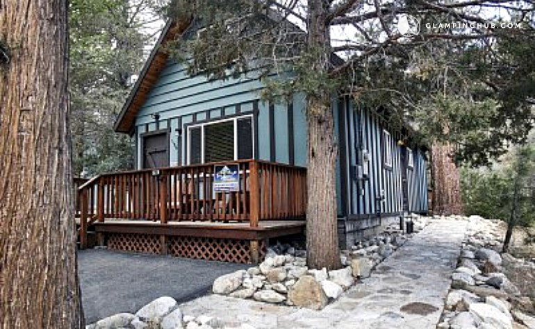 Cabin Rental near San Bernardino National Forest California