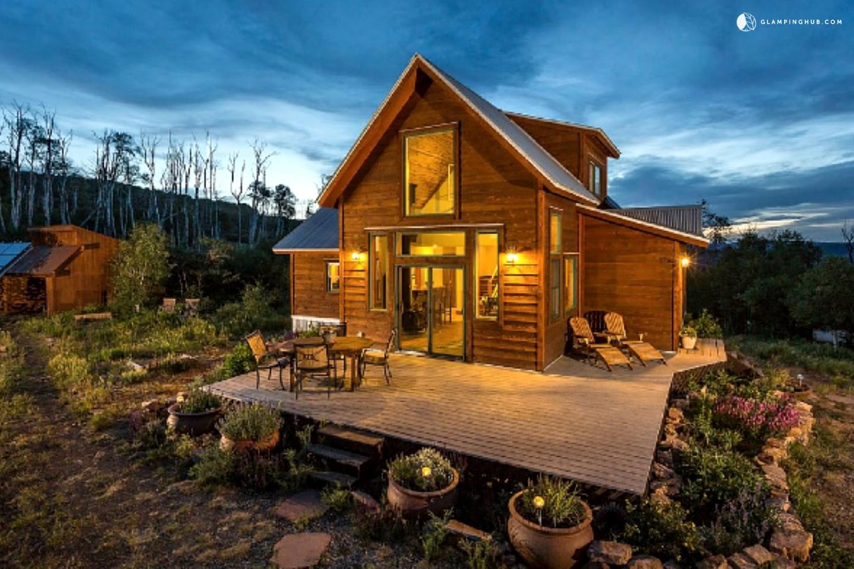 Cabin Rental near Telluride