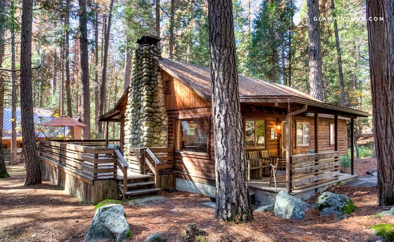 Private Cabin in Yosemite National Park  California