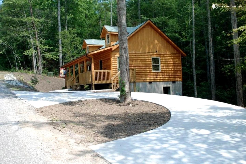 Luxury Cabin Rental near Asheville North Carolina