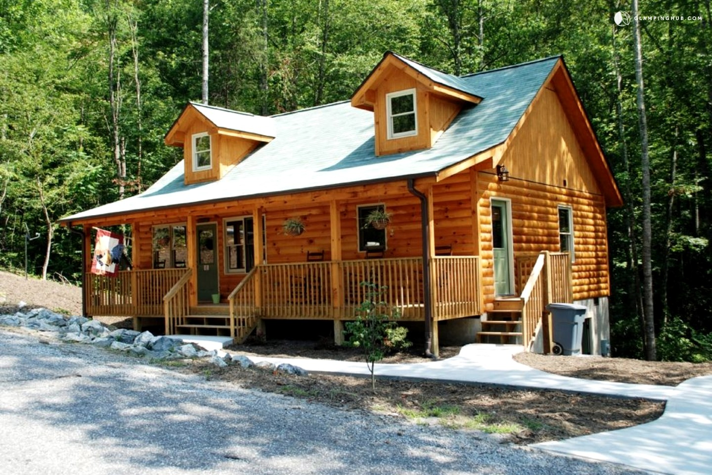 Luxury Cabin Rental near Asheville North Carolina