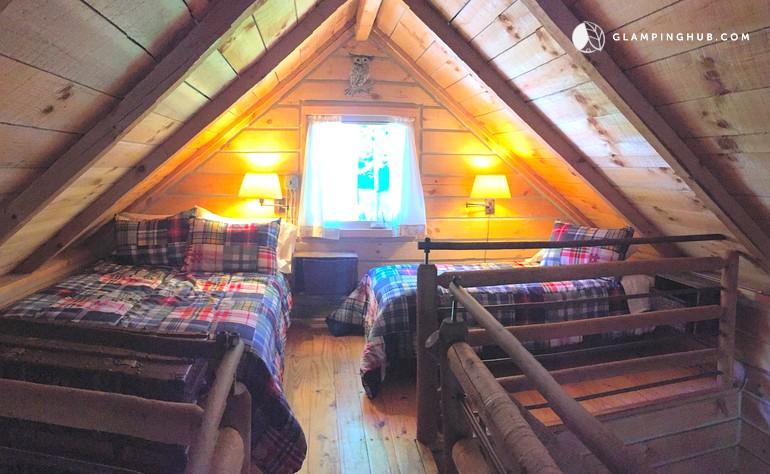 Cabin Rental near Warren Dunes State Park Michigan