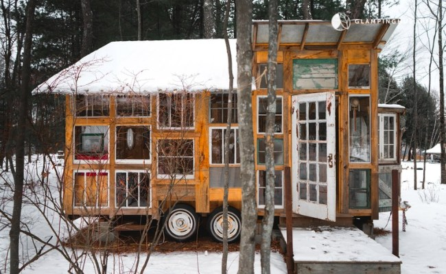 Stay In A Tiny House Upstate New York
