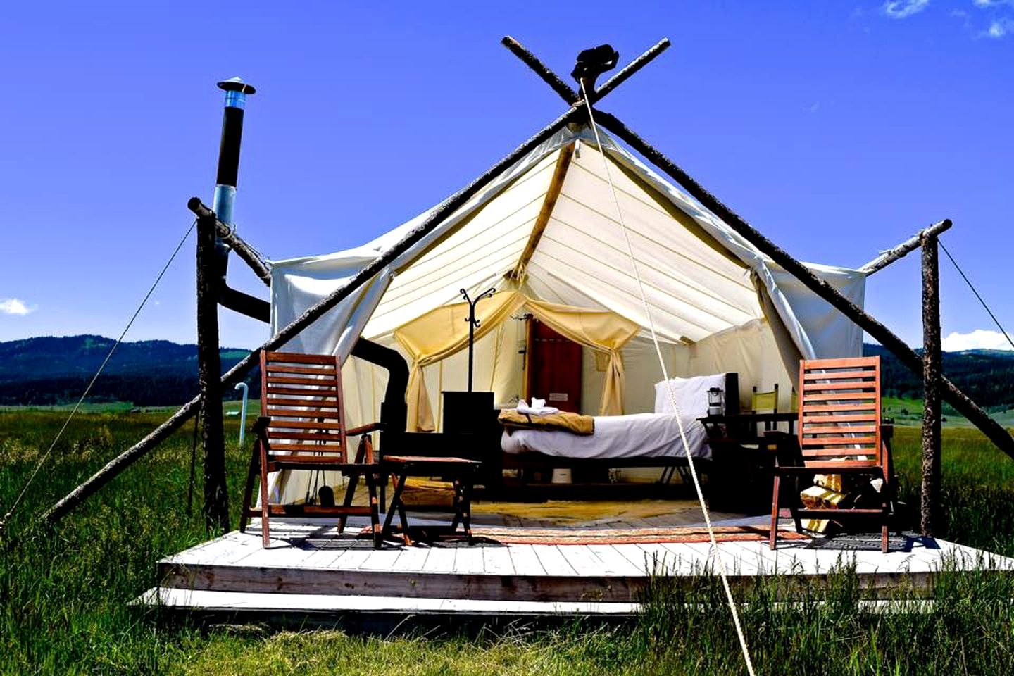 Vacation Rental In West Yellowstone Montana