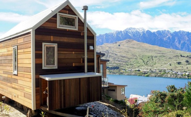Romantic Tiny House In Queenstown South Island