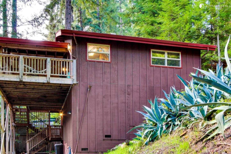 Unique Cabin near Santa Cruz California