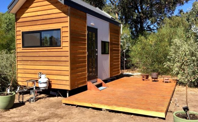 Tiny House Augusta Western Australia Glamping Hub