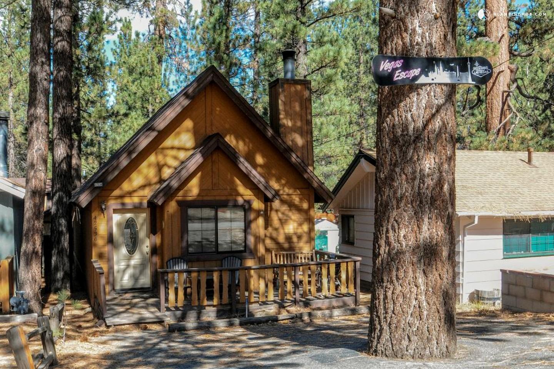 Cabin in San Bernardino California