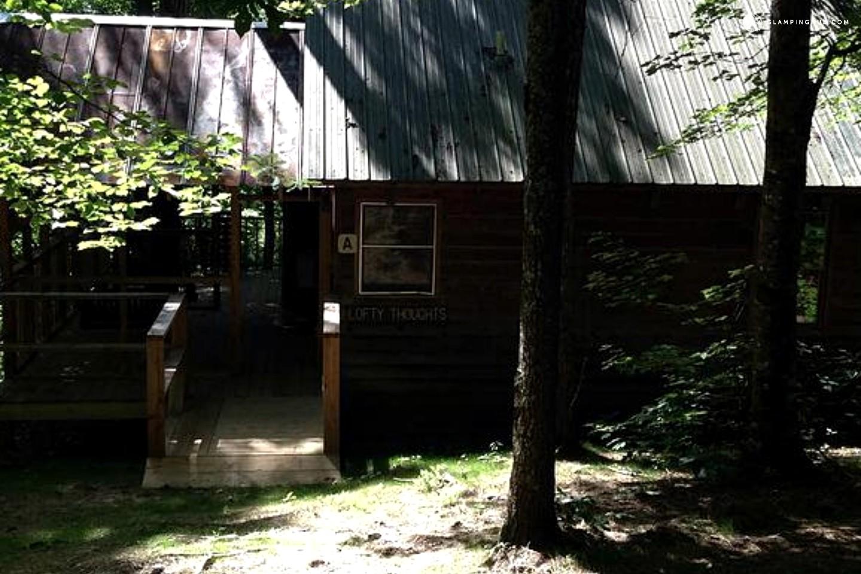 Log Cabin Rental In Tallulah Falls Georgia
