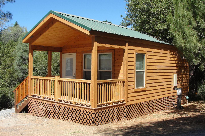 Log Cabin Rentals near Yosemite National Park