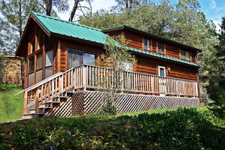 Cabin Vacation Rentals near Yosemite National Park