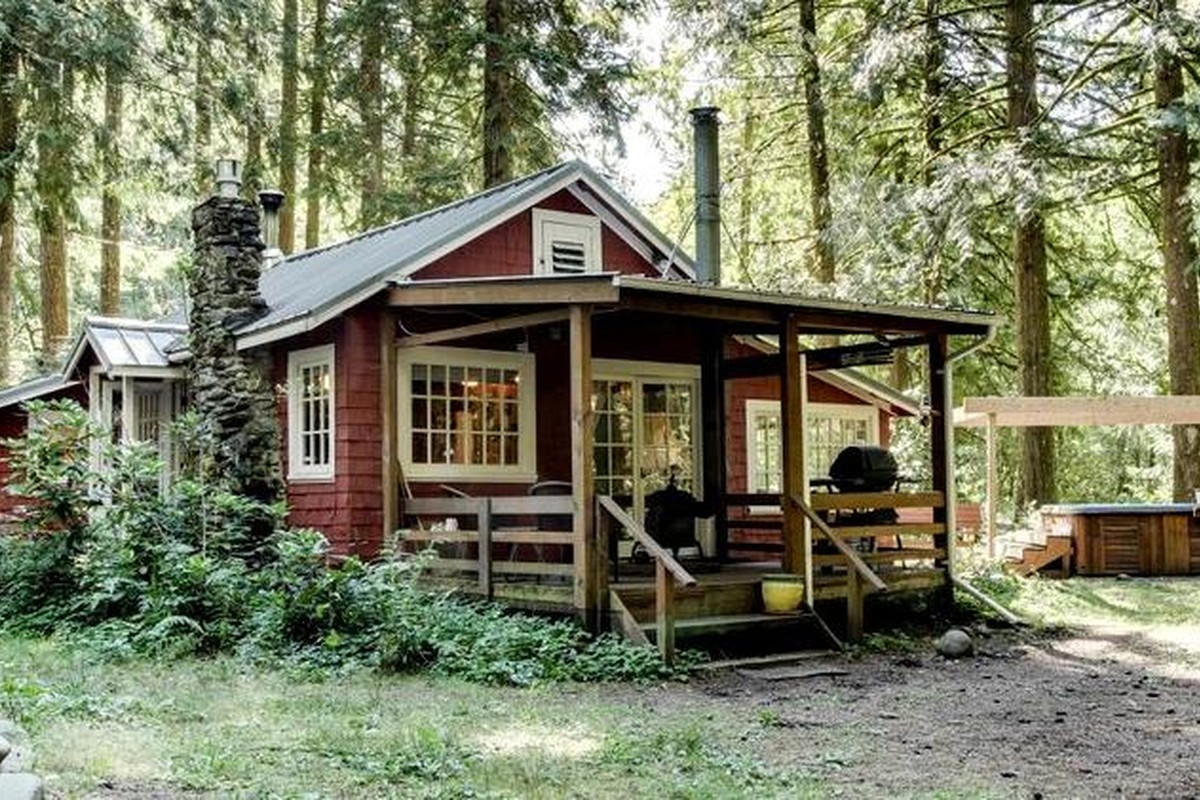 PetFriendly Cabins in the US  glampinghubcom