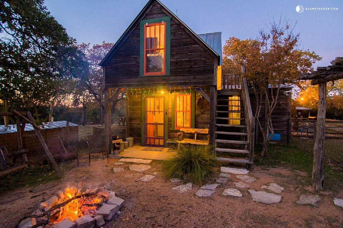 Texas Weekend Getaways Glampinghub Com