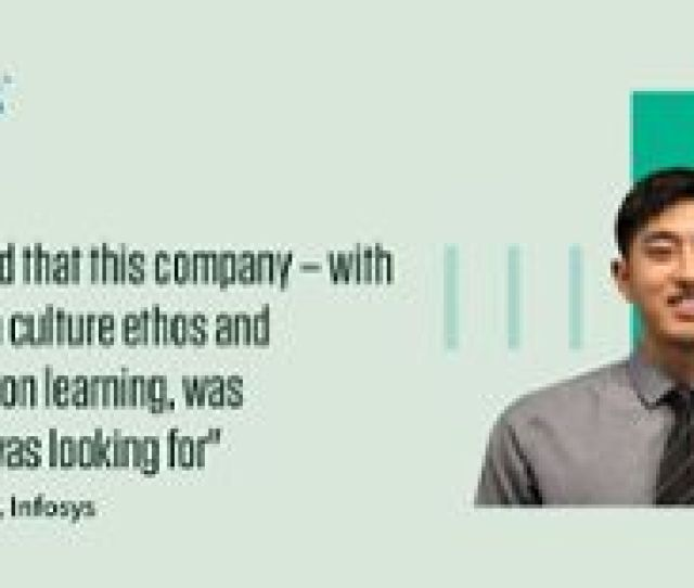 A New Chapter With Infosys
