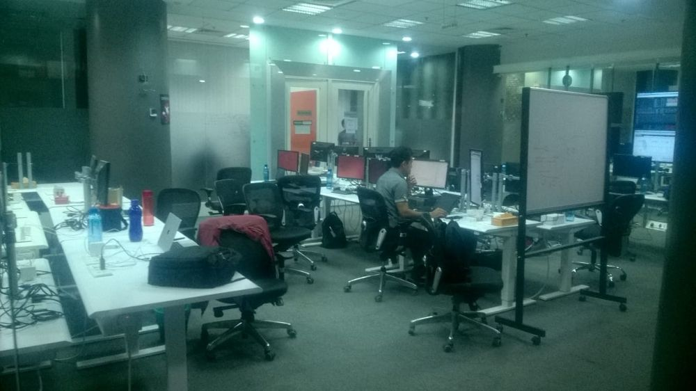 zeta desk chair rifton wooden workstations office photo glassdoor bengaluru india