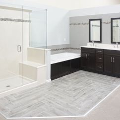Affordable Kitchens And Baths Cushioned Kitchen Mats Master Bathroom Display Office Photos