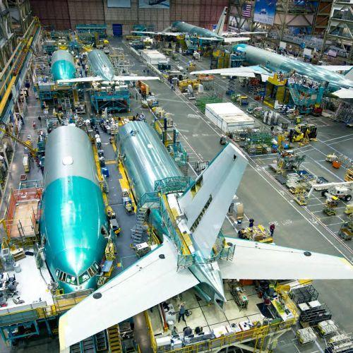 Working at Boeing  Boeing Office Photo  Glassdoor