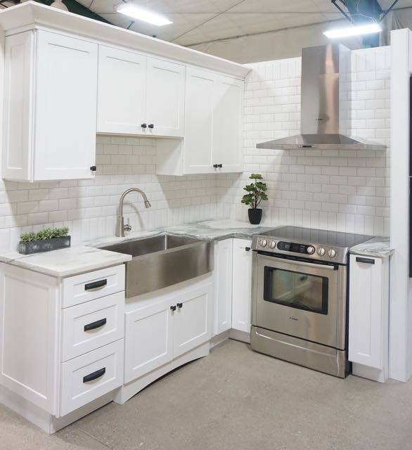 affordable kitchens ideas white kitchen display baths office photo photos