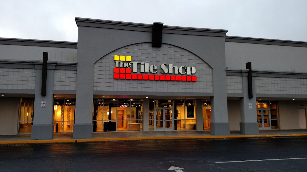 the tile shop inc office photos
