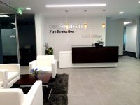 Lobby/ Reception area... - Consolidated Fire Protection ...