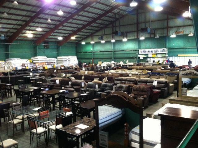 Dayton Warehouse American Freight Furniture Office