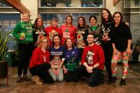 Ugly X-Mas Sweater... - Tradeshift Office Photo | Glassdoor.ca