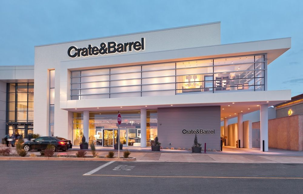 Fashion Place Crate and Barre  Crate and Barrel Office