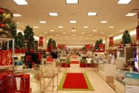 Christmas decorations at Belk... - Belk Office Photo ...