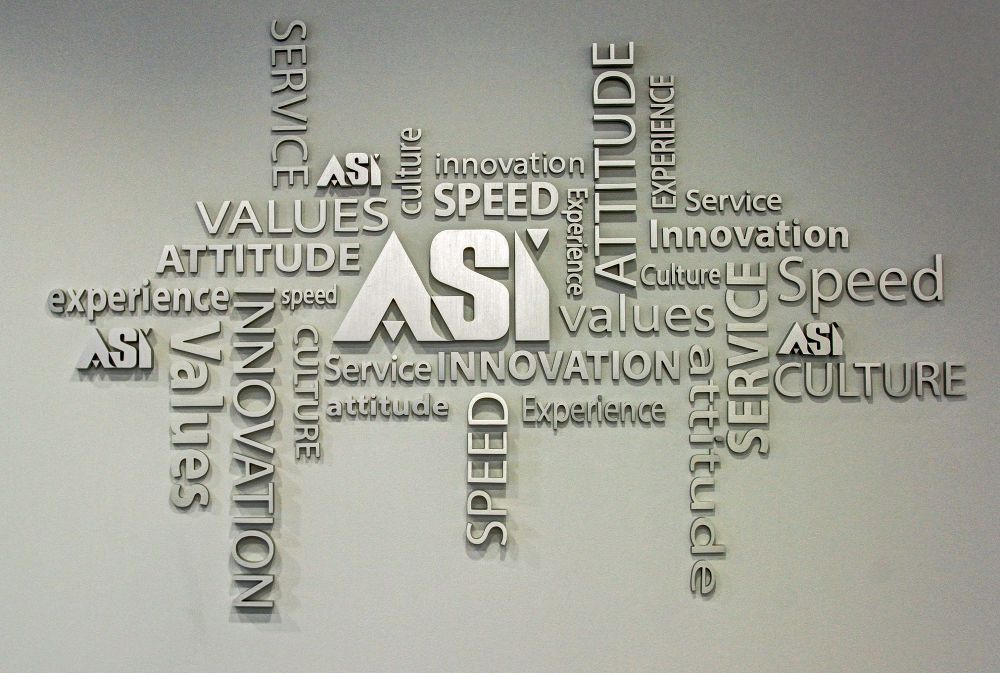 asi word cloud wall art asi office photo glassdoor