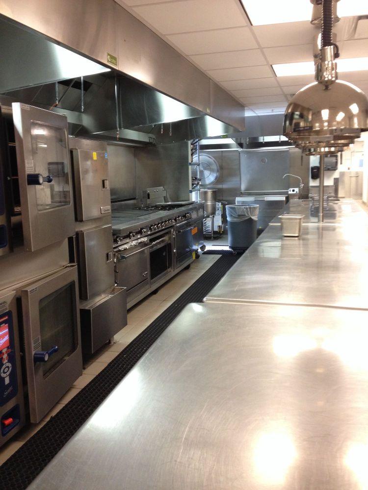 hotels with kitchen install backsplash 3rd floor banquet langham office photo chicago il us