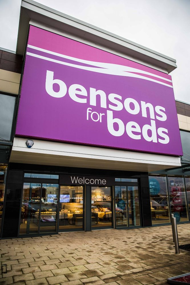 Bensons For Beds Bensons For Beds Office Photo