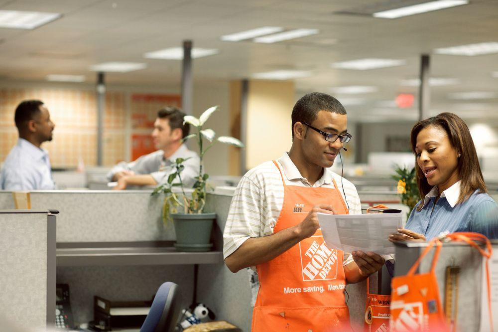 Corporate  The Home Depot Office Photo  Glassdoorcouk