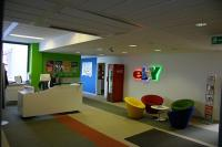 Ebay office lobby (Photo than...