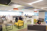 Collaborative office space... - TransUnion Office Photo ...