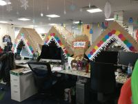 Marketing Christmas decoratio... - Screwfix Office Photo ...