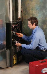 Furnace Technician... - Reliance Home Comfort Office Photo ...