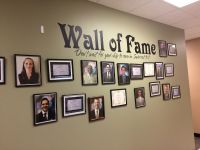 Wall of Fame... - Technifax Office Solutions Office Photo ...
