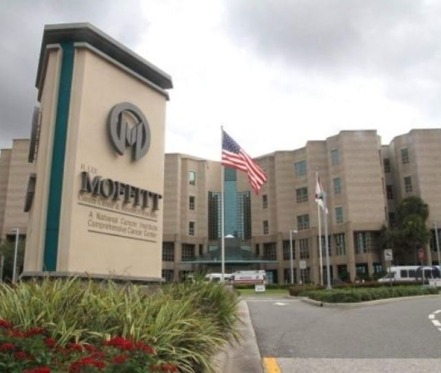 Moffitt Cancer Center Moffitt Cancer Center Tampa Fl