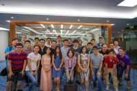 Interns in China... - Tradeshift Office Photo | Glassdoor.ca