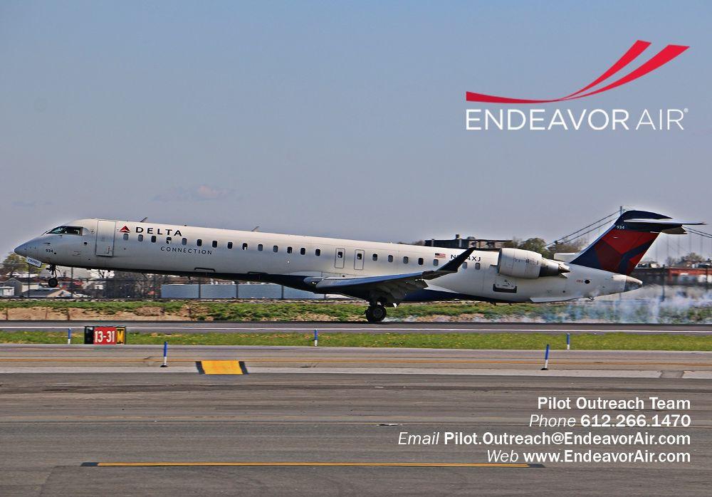 Touchdown  Endeavor Air Office Photo  Glassdoorcouk