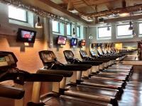 Ogilvy & Mather Gym... - Ogilvy & Mather Office Photo ...