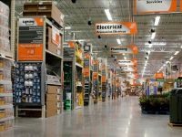 Inside an average Home Depot.... - The Home Depot Office ...