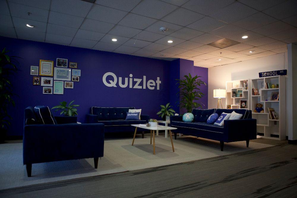 Quizlet Front Office Quizlet Office Photo Glassdoor