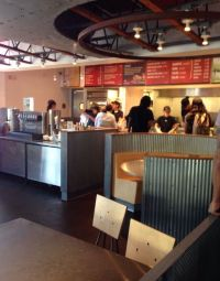 View from the line... - Chipotle Office Photo | Glassdoor
