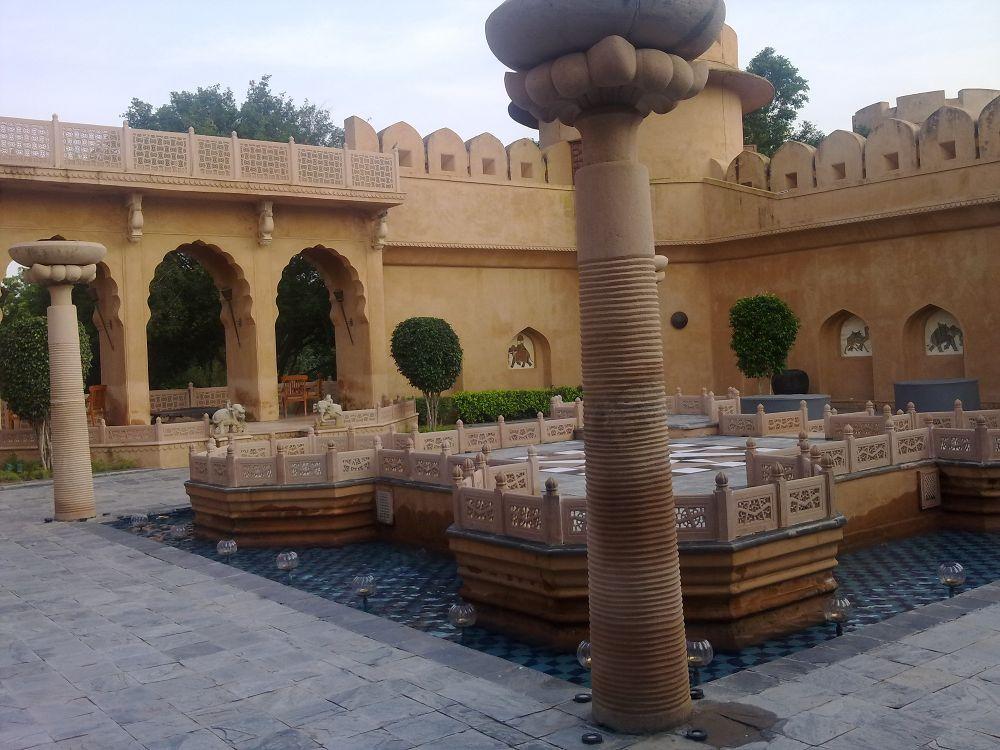 The Oberoi Rajvilas Oberoi Hotels Resorts Office