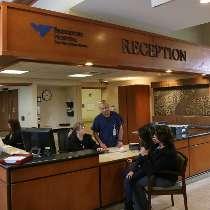 Grant Street Plaza night  Bridgeport Hospital Office