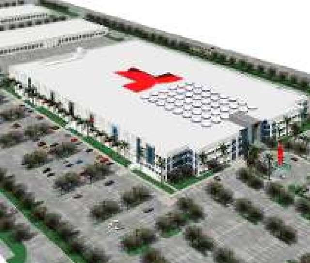 Telemundo Photo Of Nbcuniversal Telemundo Enterprises Global Headquarters Aerial Rendering