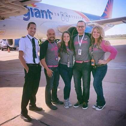 Allegiant Travel Flight Attendant Salaries  Glassdoor