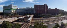 Rush Campus Panorama. - University Medical Center