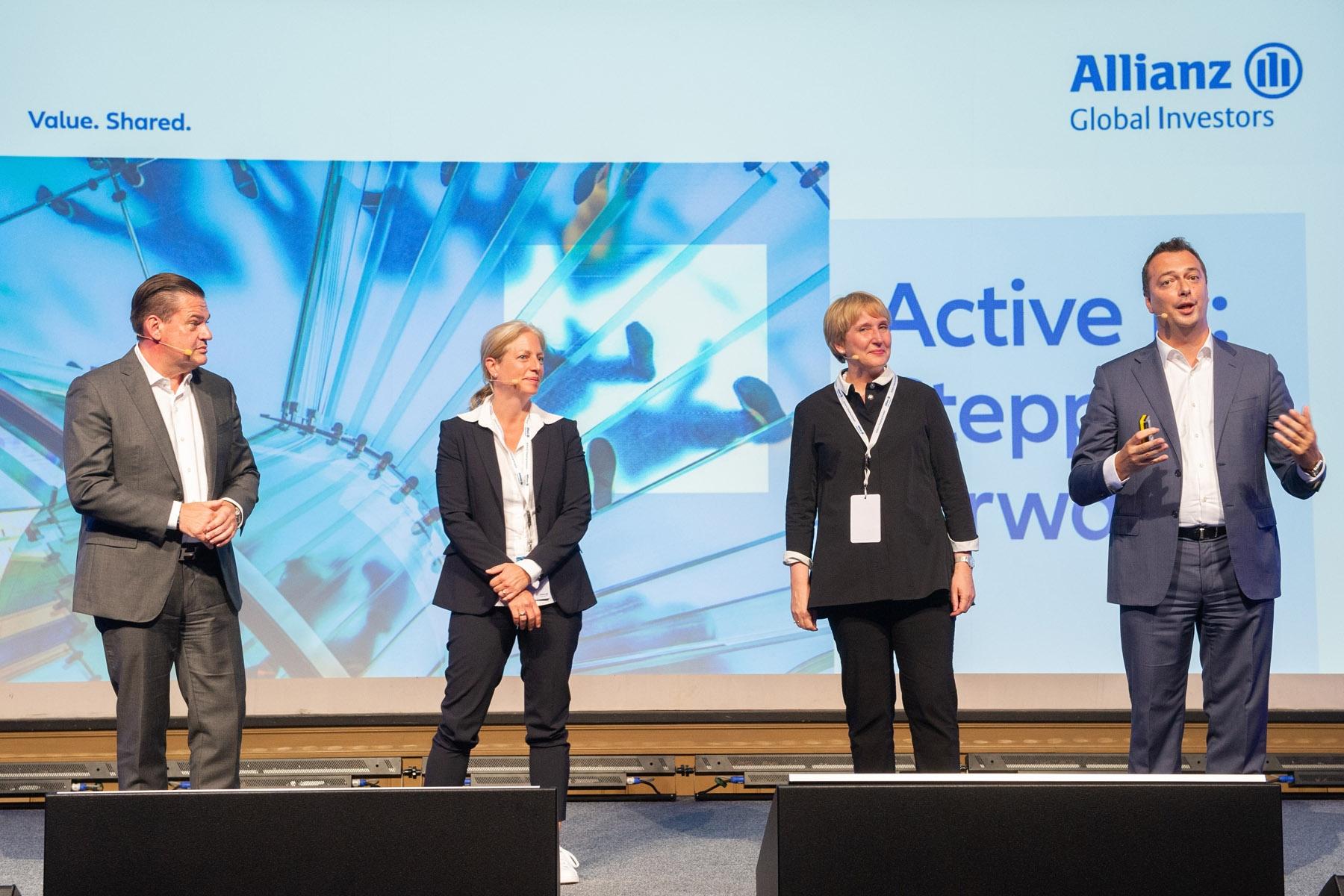 Bewertungen für Allianz Global Investors | Glassdoor.de